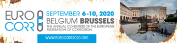 Congres EUROCORR  in Brussel geannuleerd door COVID-19 (6-10 september 2020)