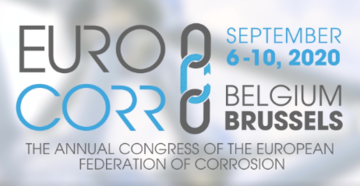 EUROCORR 2020 is ready for take off!