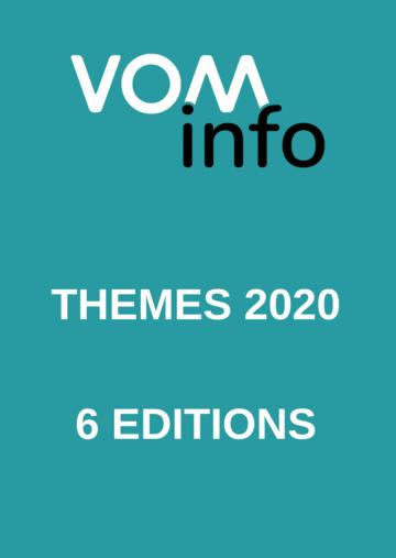Specials in VOMinfo 2020