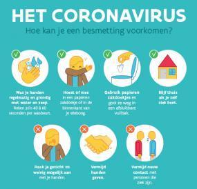 VOM gaat mee de strijd aan tegen het coronavirus COVID-19