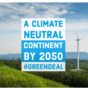 Green Deal: klimaatneutraal in 2050: welke stappen kunnen ondernemers nu al zetten?