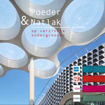 Benelux praktijkrichtlijn POEDER & NATLAK OP VERZINKTE ONDERGRONDEN