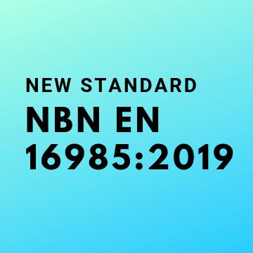 Een nieuwe norm voor spuitinstallaties (natlak en poeder) in voege sinds 1/1/2019